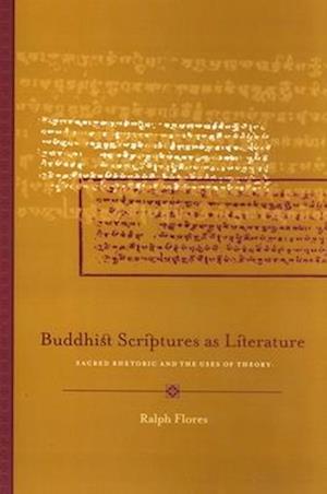 Buddhist Scriptures as Literature