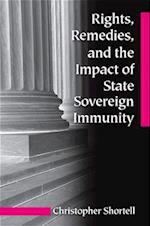 Rights, Remedies, and the Impact of State Sovereign Immunity (Suny Series in American Constitutionalism)
