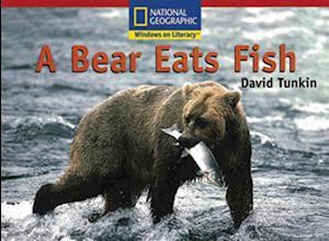 A Bear Eats Fish