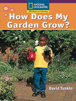 Bog, paperback How Does My Garden Grow? af David Tunkin