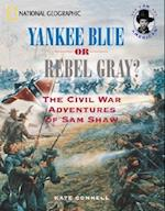 Yankee Blue or Rebel Gray? (I Am American)