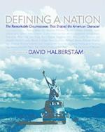 Defining a Nation af Russell Baker, Ben Bradley, William F. Buckley Jr.