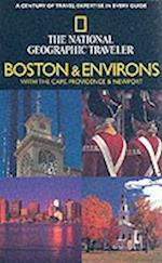 Boston and Environs (National Geographic Traveler)