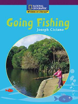 Bog, paperback Going Fishing af National Geographic Learning