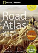 National Geographic Road Atlas - Adventure Edition (ATLAS)