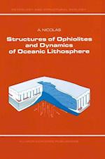Structures of Ophiolites and Dynamics of Oceanic Lithosphere (Petrology and Structural Geology, nr. 4)