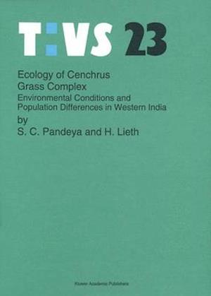 Ecology of Cenchrus grass complex