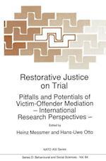 Restorative Justice on Trial af Heinz Messmer