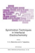 Synchrotron Techniques in Interfacial Electrochemistry (NATO Science Series C, nr. 432)