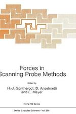 Forces in Scanning Probe Methods (NATO Science Series E, nr. 286)