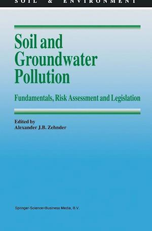 Soil and Groundwater Pollution : Fundamentals, Risk Assessment and Legislation