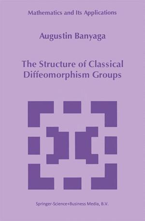 The Structure of Classical Diffeomorphism Groups