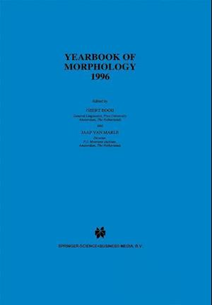 Yearbook of Morphology 1996