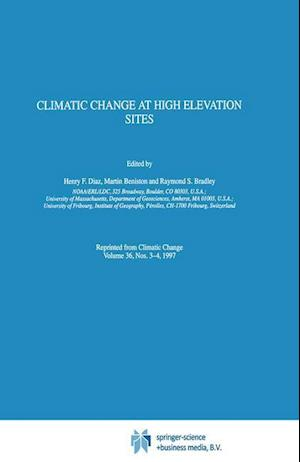 Climatic Change at High Elevation Sites