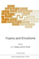 Foams and Emulsions (NATO Science Series E, nr. 354)