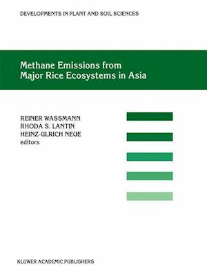 Methane Emissions from Major Rice Ecosystems in Asia