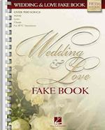 The Wedding & Love Fake Book