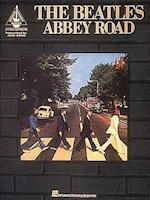 Beatles the Abbey Road Guitar Recorded Version Gtr Tab Bk