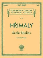 Scale-Studies for the Violin (Schirmer's Library of Musical Classics, Volume 842)