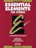 Essential Elements for Strings af Michael Allen