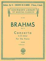 Concerto No. 1 in D Minor, Op. 15 af Johannes Brahms