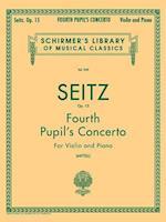 Pupil's Concerto No. 4 in D, Op. 15 af Seitz Friedrich