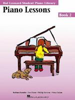 Piano Lessons Book 2 (Piano Lessons, nr. 2)