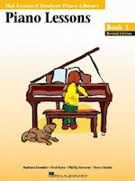 Piano Lessons Book 3 Edition (Student Piano Library)