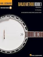 Banjo Method, Book 1 [With CD (Audio)] (Hal Leonard Banjo Method)