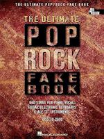 The Ultimate Pop/Rock Fake Book (Fake Books)