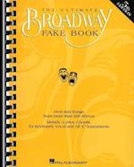 The Ultimate Broadway Fake Book