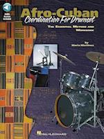 Afro-Cuban Coordination for Drumset [With CD (Audio)] af Maria Martinez