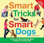 Smart Tricks for Smart Dogs [With Sticker(s) and Removable Fold-Out Chart]