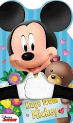 Hugs from Mickey (Disney Mickey Mouse Clubhouse)
