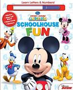 Schoolhouse Fun (Disney Mickey Mouse Clubhouse)