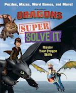 Dreamworks Dragons Super Solve It (Supersearch)