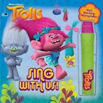 Dreamworks Trolls (Book With Microphone)