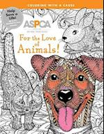 ASPCA Adult Coloring for Pet Lovers