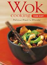 Wok Cooking Made Easy (Learn to Cook Series)