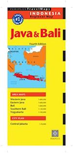 Periplus Travel Maps Java & Bali (Periplus Travel Maps)