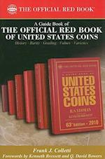 A Guide Book of the Official Red Book of United States Coins (Official Red Books)