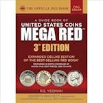 A Guide Book of United States Coins Mega Red