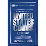 Handbook of United States Coins 2018 (Handbook of United States Coins (Cloth))