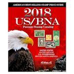 2018 Us/Bna Postage Stamp Catalog (US BNA POSTAGE STAMP CATALOG)