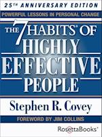 7 Habits of Highly Effective People af Stephen Covey