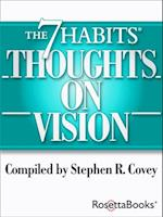 7 Habits Thoughts on Vision
