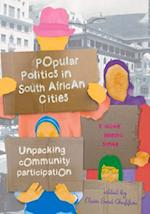 Popular Politics in South African Cities