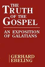 The Truth of the Gospel af Gerhard Ebeling