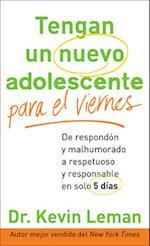 Tengan Un Nuevo Adolescente Para El Viernes af Dr Kevin Leman