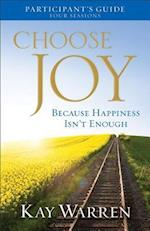 Choose Joy Participant's Guide af Professor Kay Warren